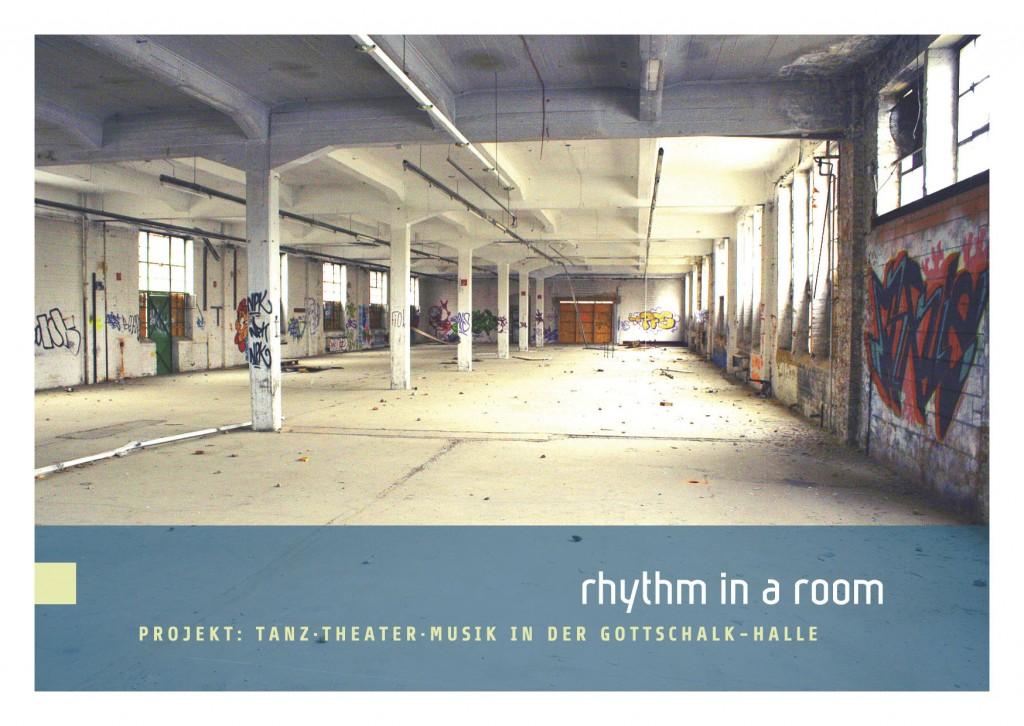 rhyhtm in a room, Gottschalkhalle Kassel