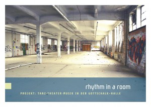 rhyhtm in a room, Gottschalkhalle Kassel
